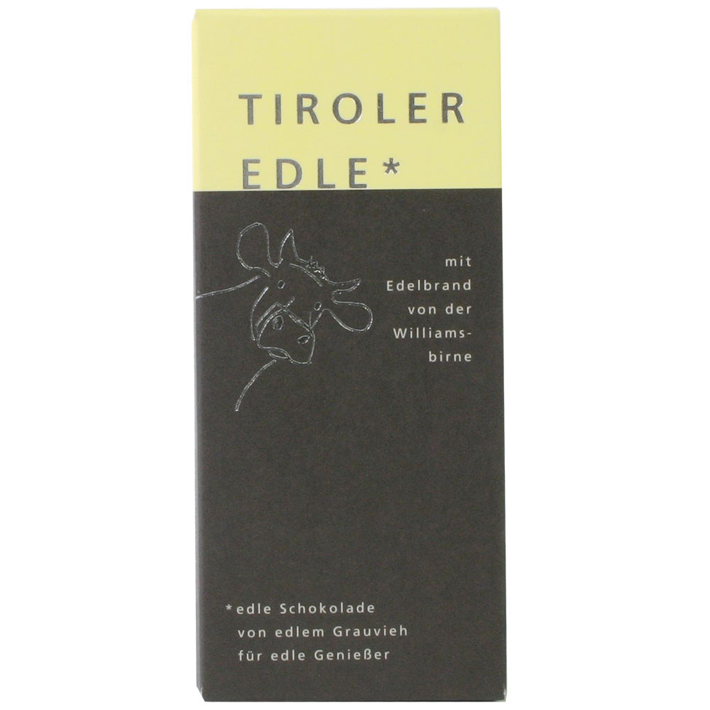 Tiroler Edle Österreich Tiroler Grauvieh Rahm ohne Konservierungsstoffe Stanzer Zwetschke dark chocolate filled chocolat noir