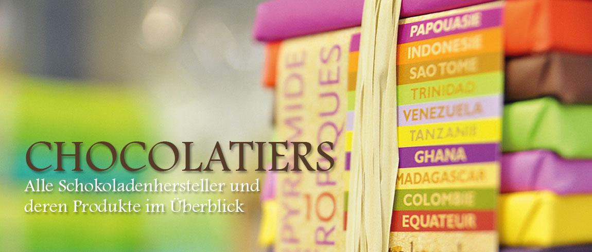 Die Chocolatiers im Überblick