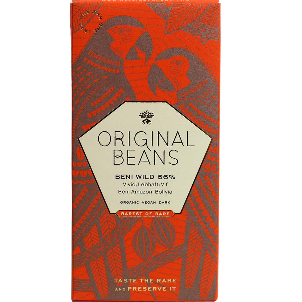 Organic chocolates in a tasting set -  - Chocolats-De-Luxe