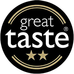 Great Taste Awards 2 étoiles