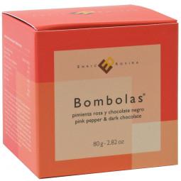 Bombolas pimienta rosa Rosa Pfefferbeeren