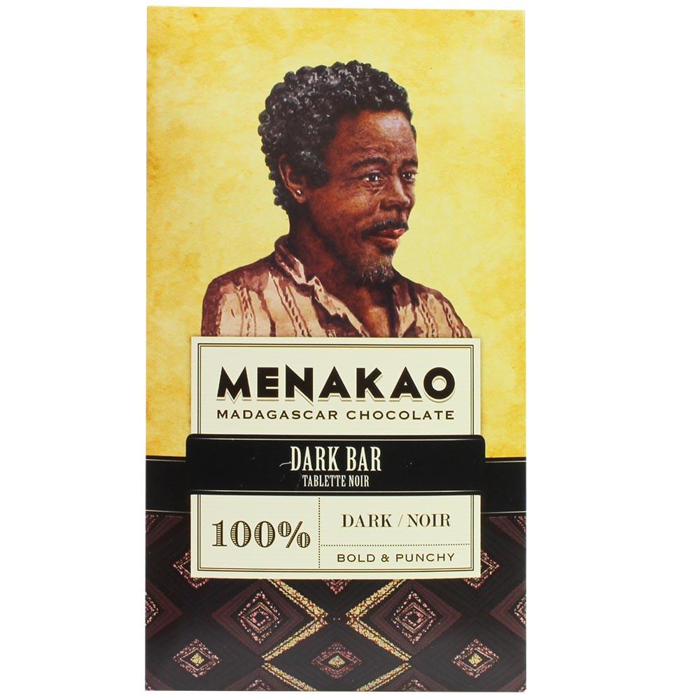 Barre de chocolat noir à 100% Trinitario