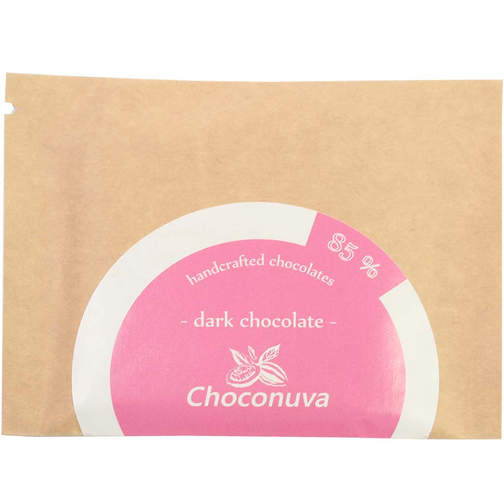 85% Dark Chocolate - Creole Columbia - Bar of Chocolate, Germany, german chocolate, Chocolate with sugar - Chocolats-De-Luxe
