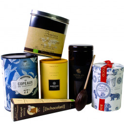 "Trinkschokolade ""Hot Chocolate"" im Geschenkset"
