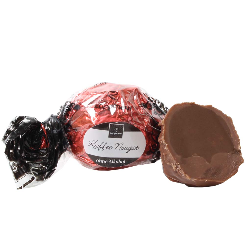 schokolade mit nougat chocolats de chocolats de. Black Bedroom Furniture Sets. Home Design Ideas