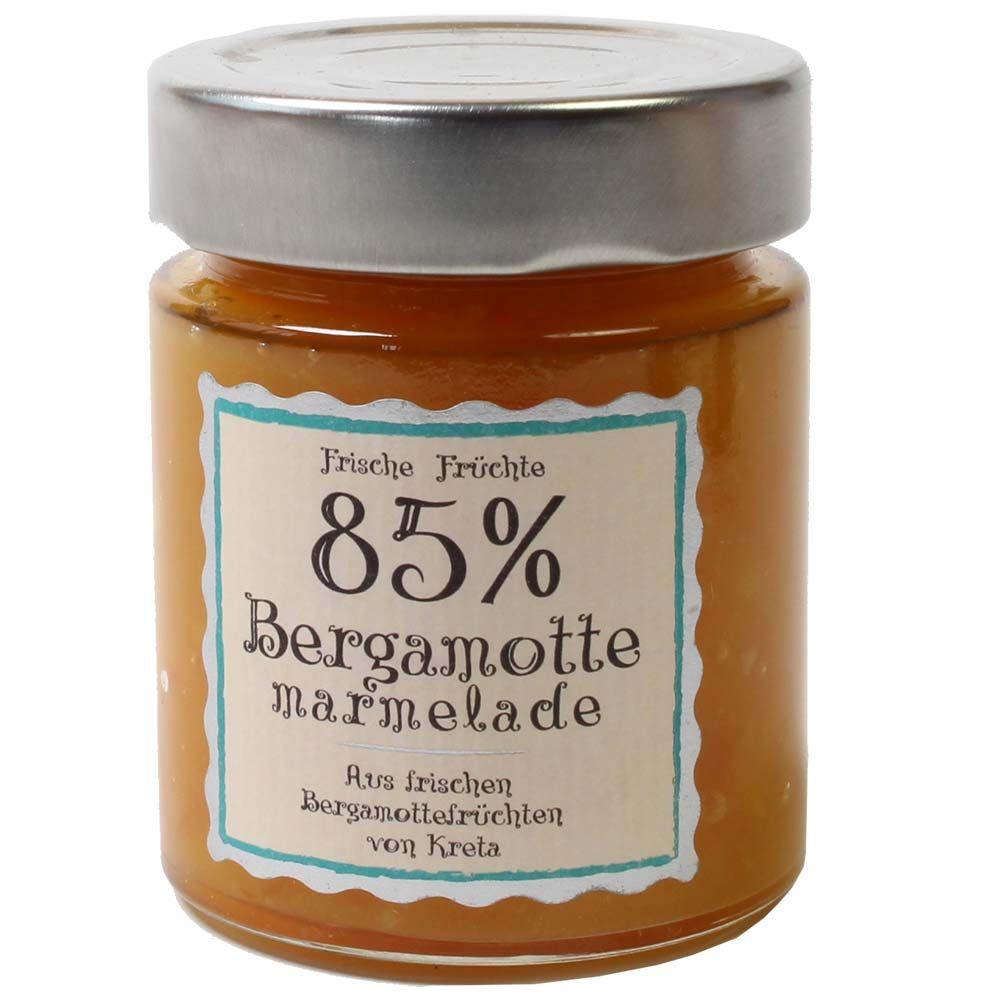 Deligreece Bergamotte Marmelade 85% Fruchtanteil chocolats-de-luxe.de - Grèce,  chocolat grec - Chocolats-De-Luxe