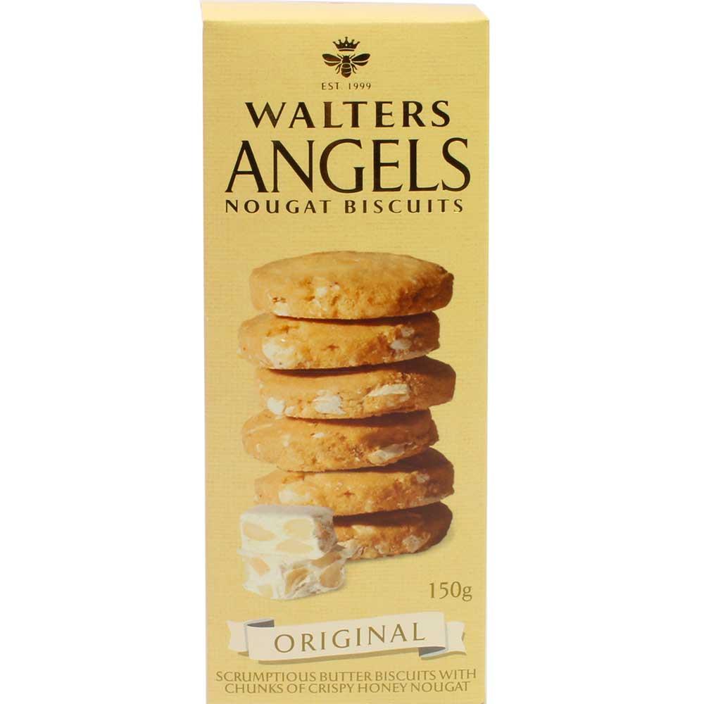 Walters: Angels Nougat Biscuits Origina chocolats-de-luxe.de 162-80140l  -  - Chocolats-De-Luxe