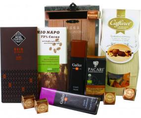 Schokolade für Kaffeeliebhaber