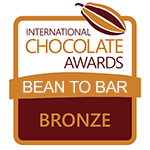 Bean-To-Bar Bronze - Intern. Chocolate Awards