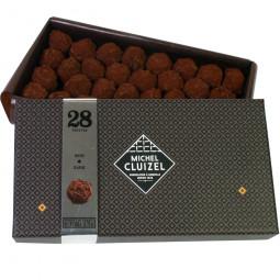 Truffes No. 28 mit 35% Kakaoanteil mit Ganache