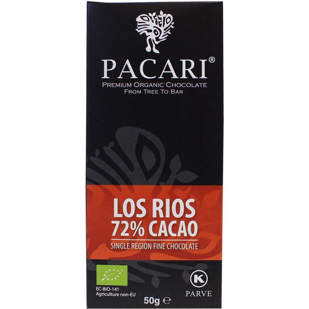Los Rios 72% Cacao aus Arriba Nacional Bohnen - $seoKeywords- Chocolats-De-Luxe