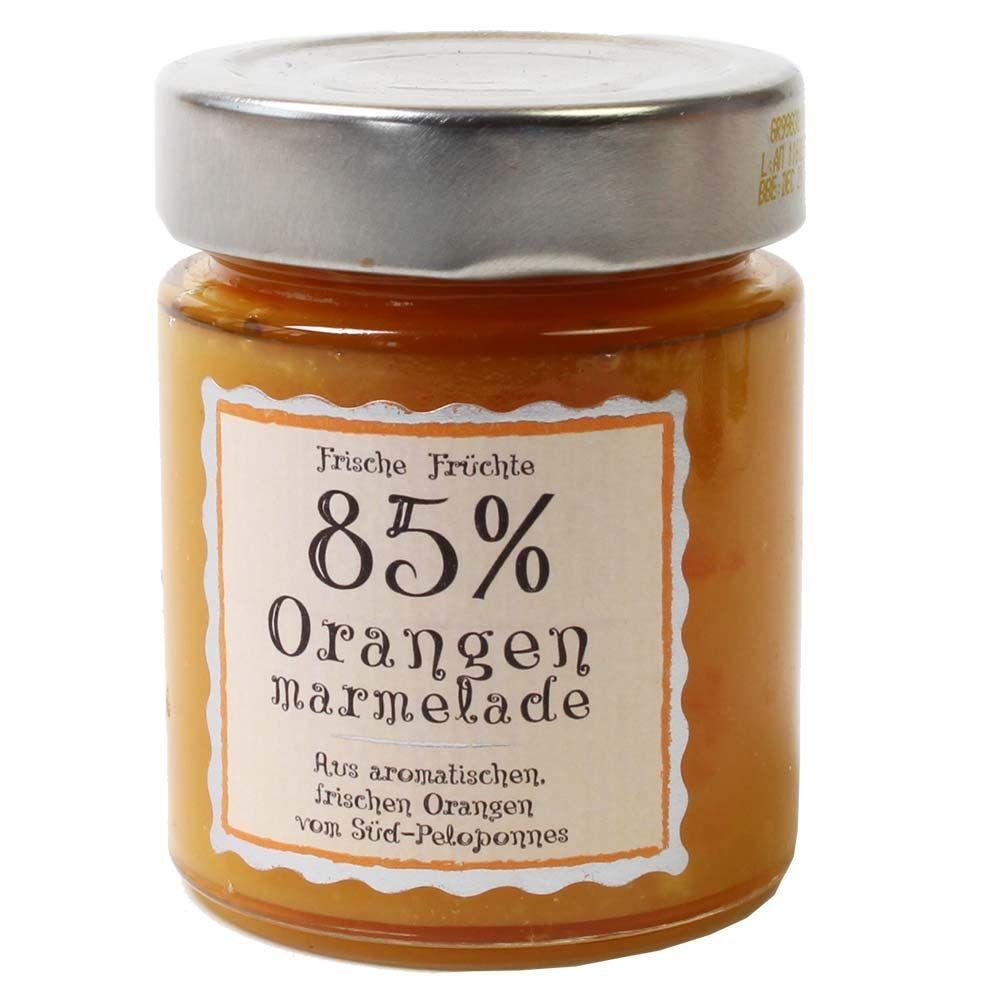 Deligreece Orangen Marmelade 85% Fruchtanteil chocolats-de-luxe.de -  - Chocolats-De-Luxe