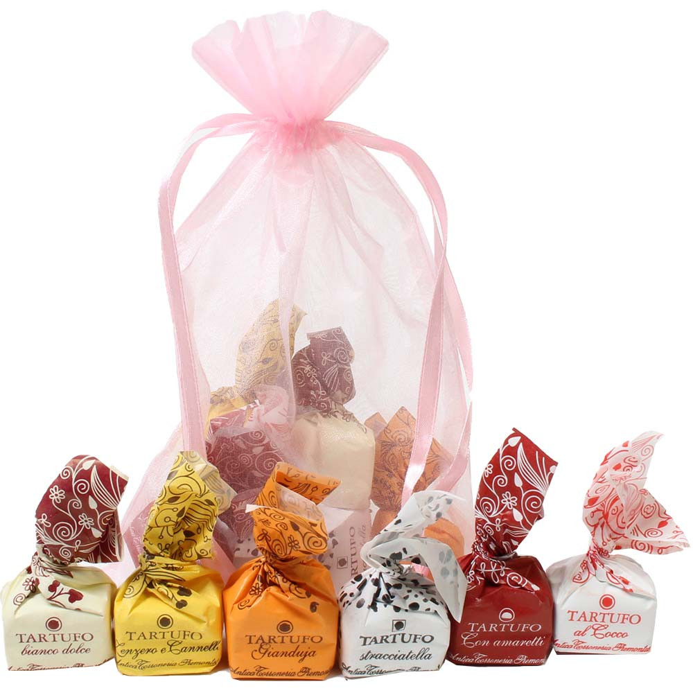 Tartufibeutel Be my Valentine - avec 12 truffes