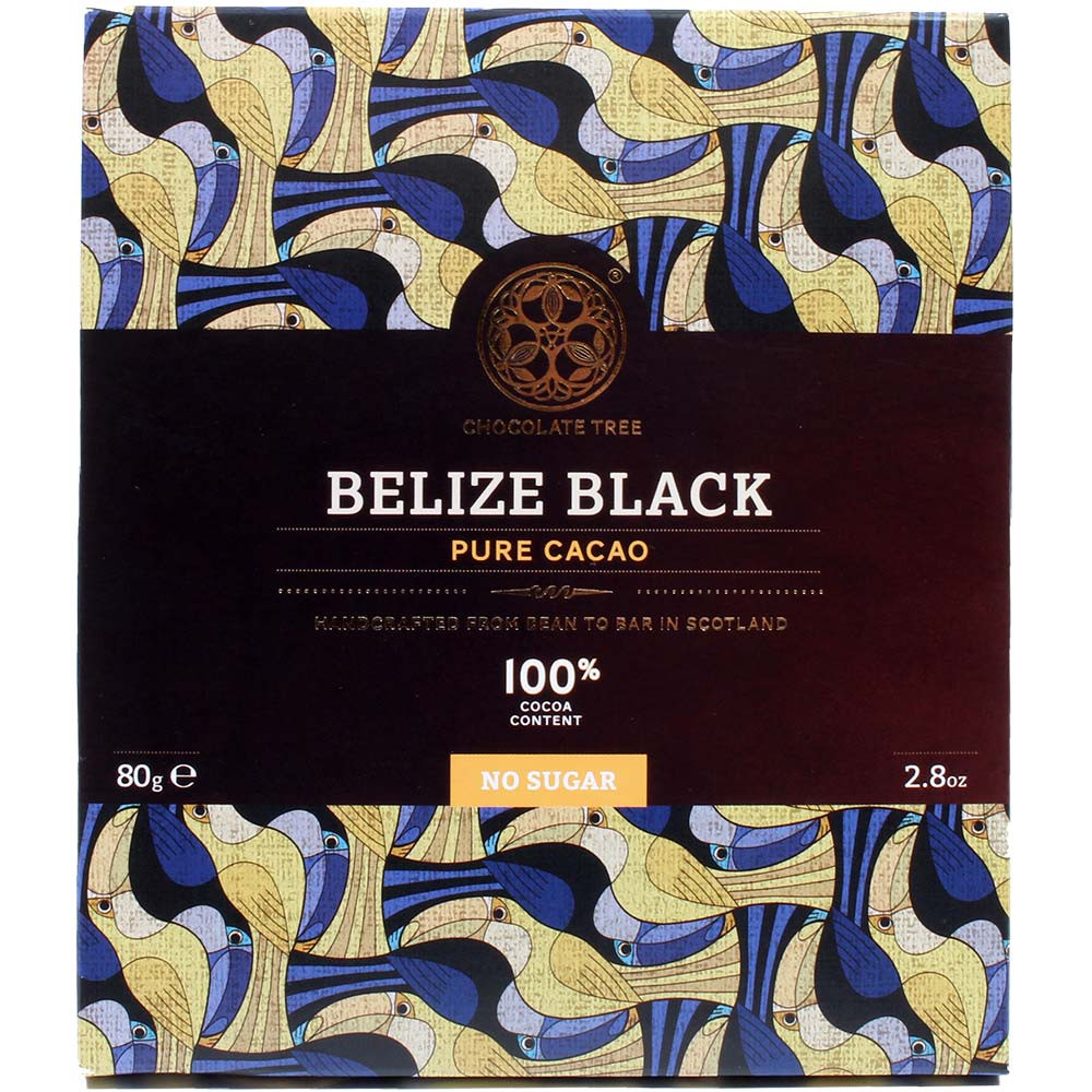 Belize Black Pure Cacao 100%