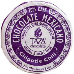 Chipotle Chili 70% - dunkle Schokolade mit Chili