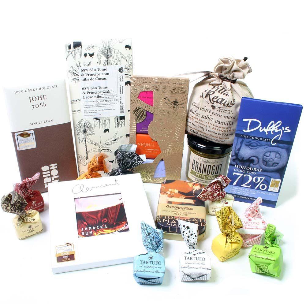 Set regalo Per chi ha tutto -  - Chocolats-De-Luxe