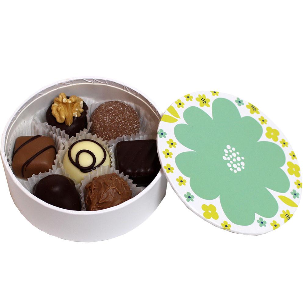 Pralinenbox Statt Blumen ohne Alkohol - $seoKeywords- Chocolats-De-Luxe