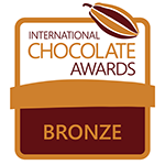Bronce regional - Intern. Chocolate Awards