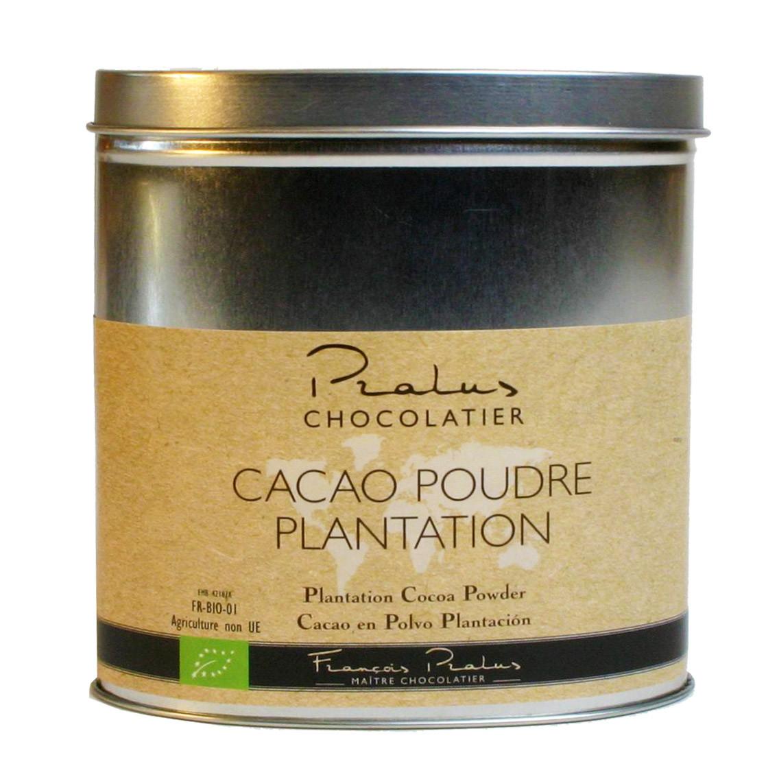 Kakaopulver, Kakaopuder, cocoa powder, poudre de cacao, Bio, organic, Backen, Kochen, schwach entölt - $seoKeywords- Chocolats-De-Luxe