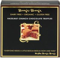 Hazelnut Crunch Chocolate Truffels - heerlijke biologische hazelnoottruffels