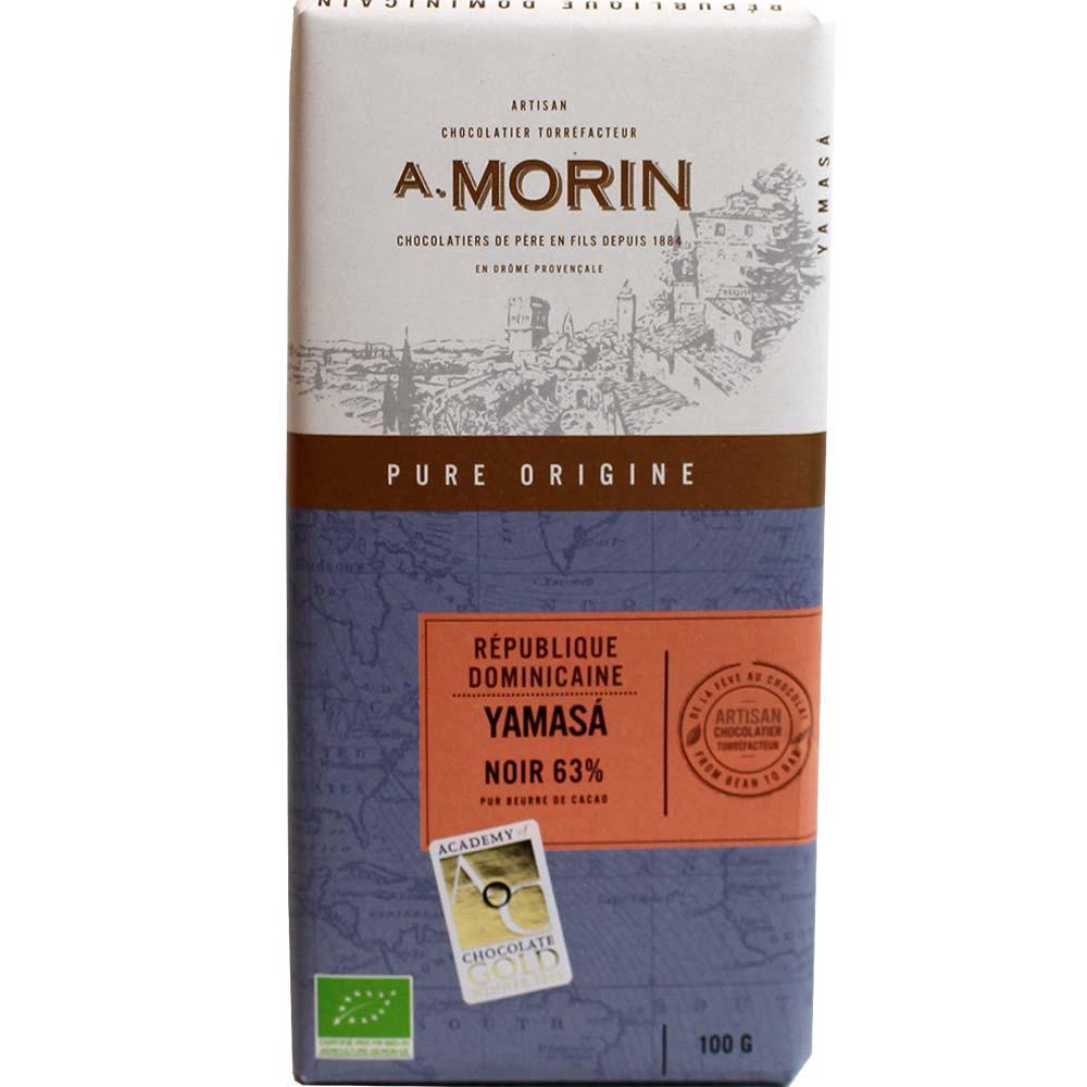 Yamasá Repubblica Dominicana 63% dunkle Schokolade