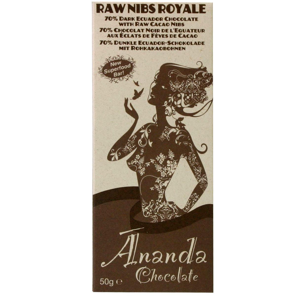 Fairtrade, Ecuador, dark chocolate, chocolat noir, Arriba cacao, Arriba cocoa, banana.                                                                                                                   -  - Chocolats-De-Luxe
