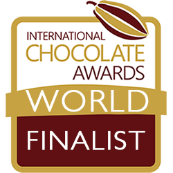 World Finalist - Intern. Chocolate Awards