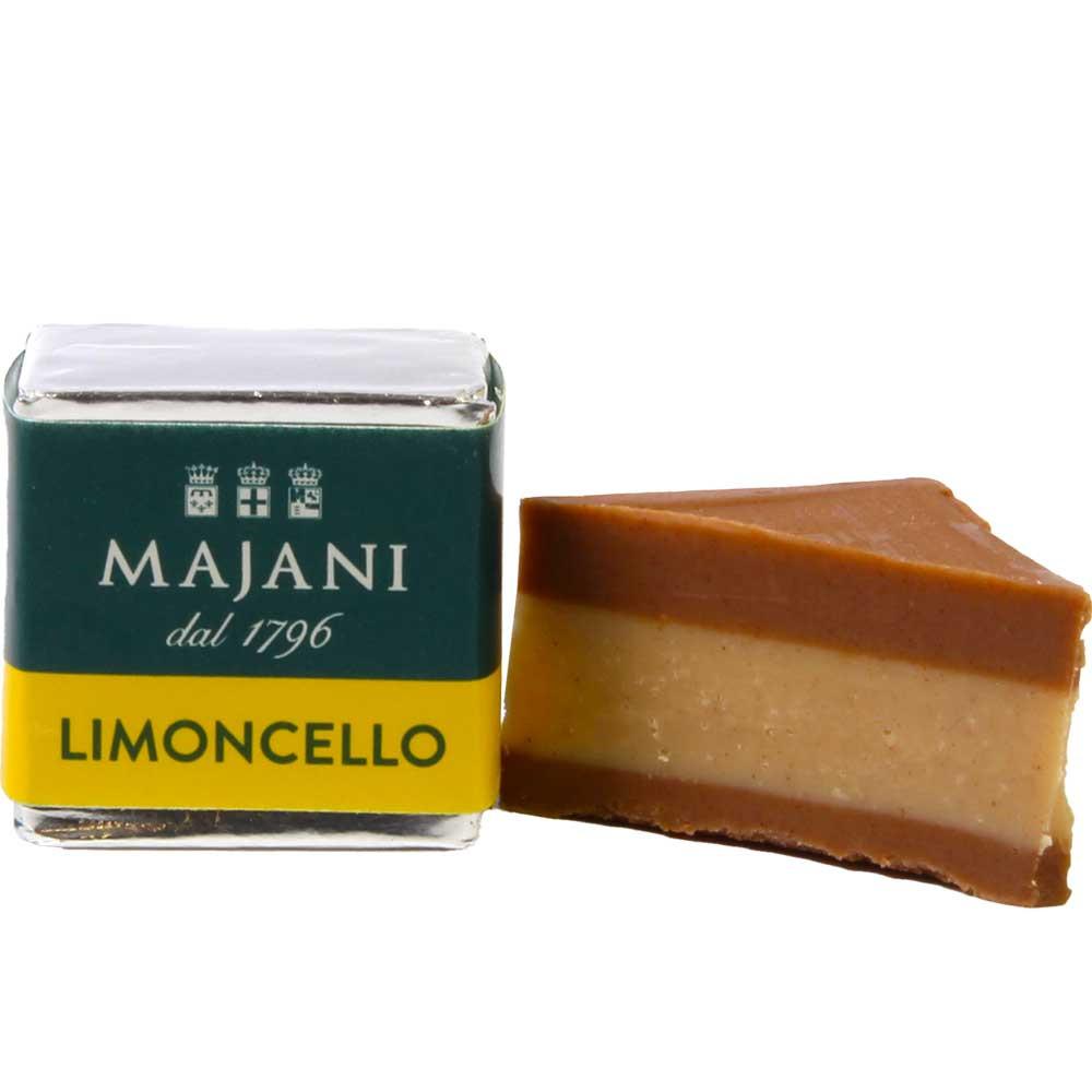 Cremino Limoncello Pallini - Pralines, Sweet Fingerfood, gluten free chocolate, palm oil free chocolate, with alcohol, Italy, italian chocolate, Chocolate with lemon - Chocolats-De-Luxe