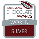 Argento mondiale - Intern. Chocolate Awards