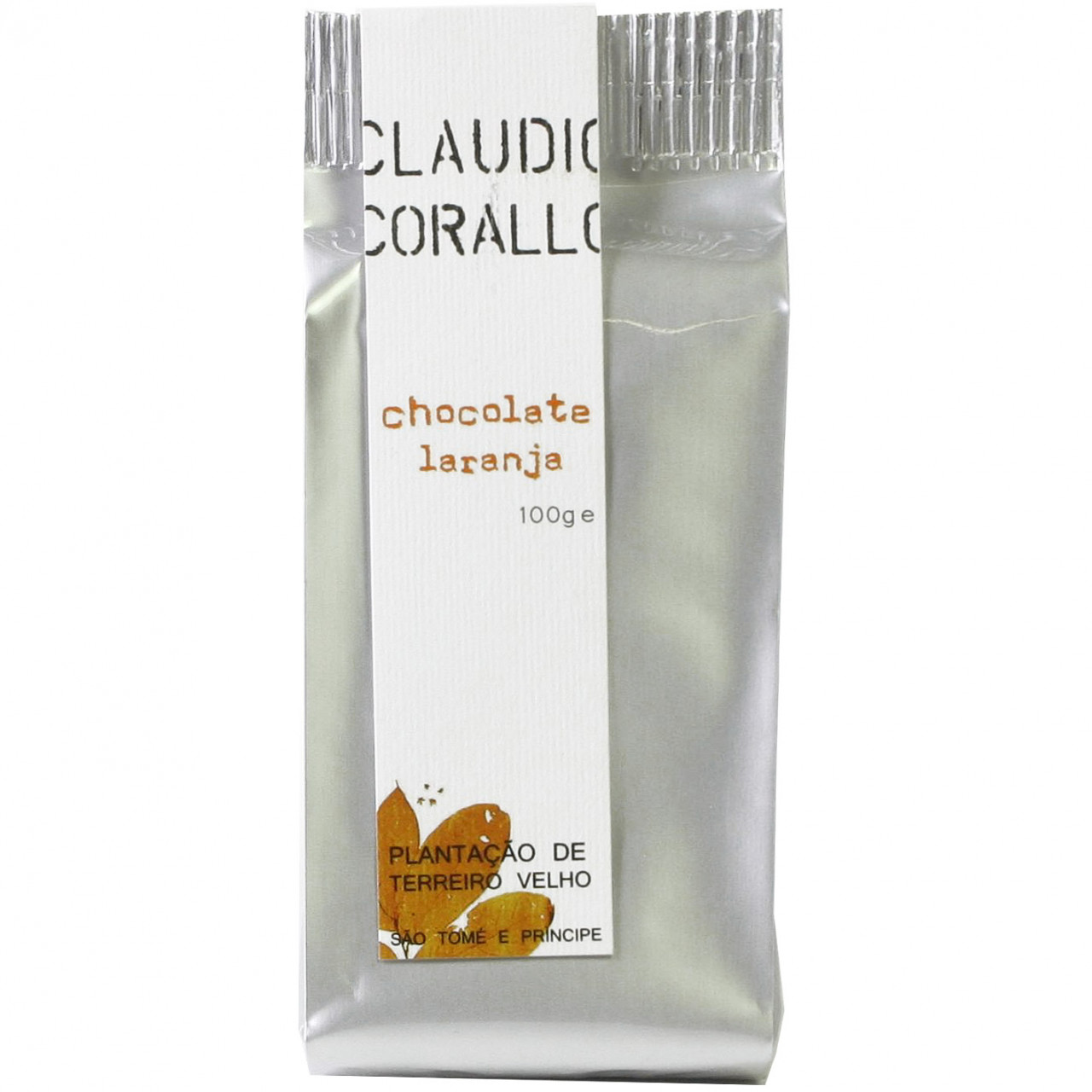 Dunkle Schokolade, Schokolade mit Orange, Schokolade von Sao Tomé, dark chocolate, chocolat noir, - Bar of Chocolate, Sao Tomé, Sao Tomé Chocolate, chocolate with orange - Chocolats-De-Luxe