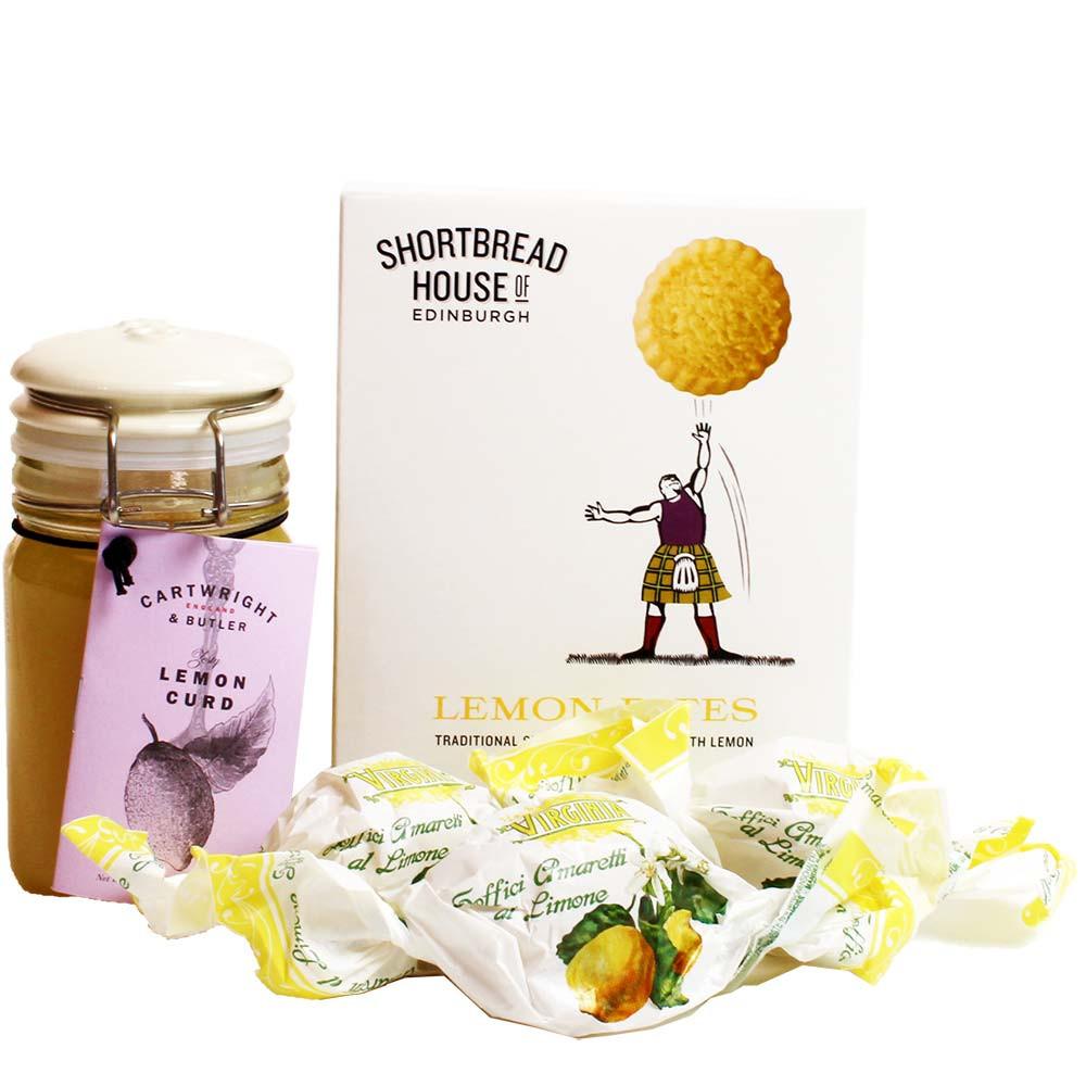 Lemon love gift set -  - Chocolats-De-Luxe