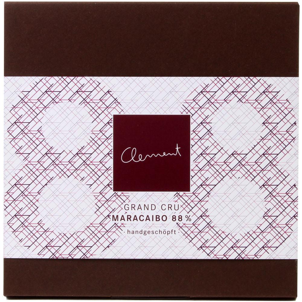 Criollo, dunkle Schokolade, Schweizer Schokolade, Clement Chococult - Tablette de chocolat, Suisse, chocolat suisse, Chocolat avec sucre - Chocolats-De-Luxe