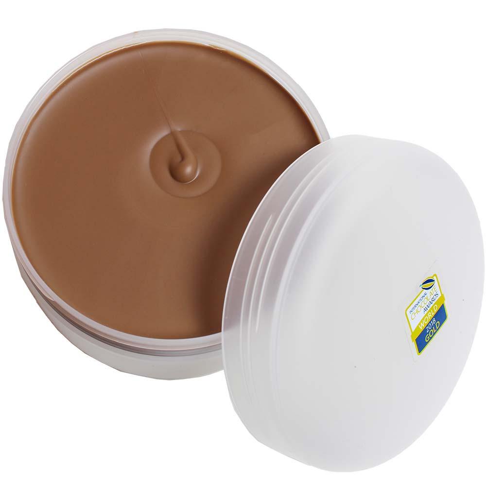 +55 Crema di Nocciola - premiato pasta de avellanas - Crema para untar, chocolate sin aceite de palma, chocolate sin gluten, sin sabores artificiales / aditivos, Italia, chocolate italiano - Chocolats-De-Luxe