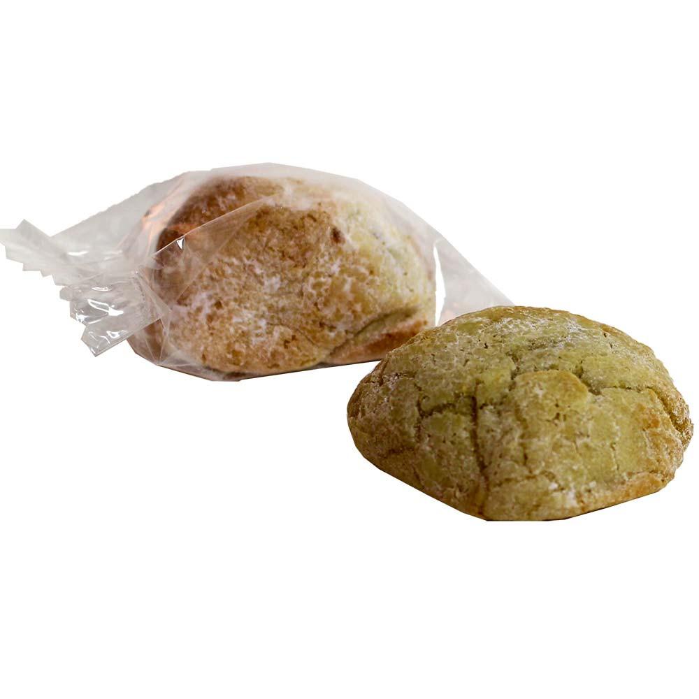Paste di Mandorla Pistacchio - Mandelgebäck mit Pistazien