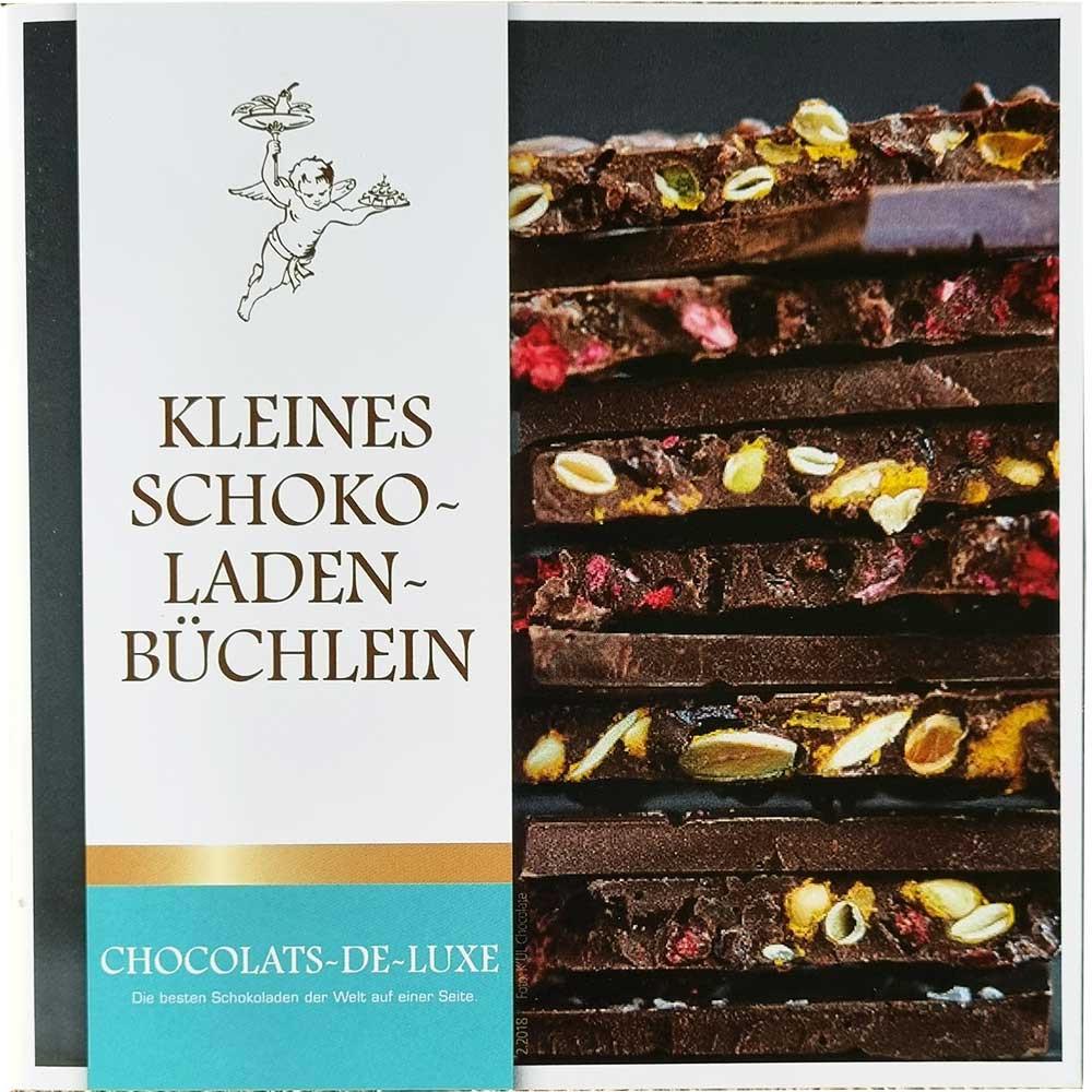 Das kleine Schokoladen-Büchlein -  - Chocolats-De-Luxe