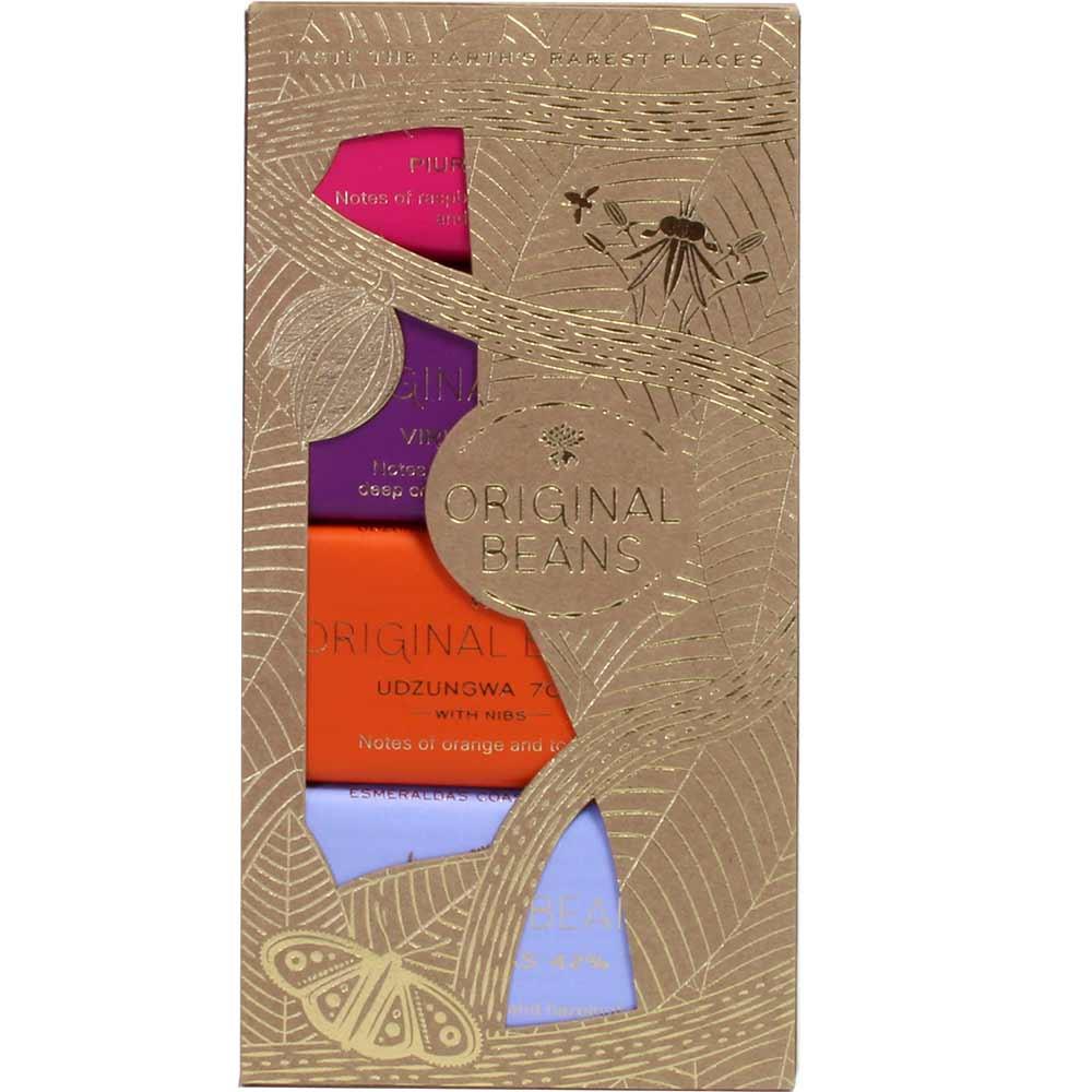 Schokoladen-Paket fürs Homeoffice -  - Chocolats-De-Luxe