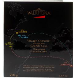 Voyage Sensoriel Schokoladen Reise um die Welt