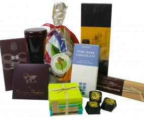 Schokoladen Geschenkset Pure Freude