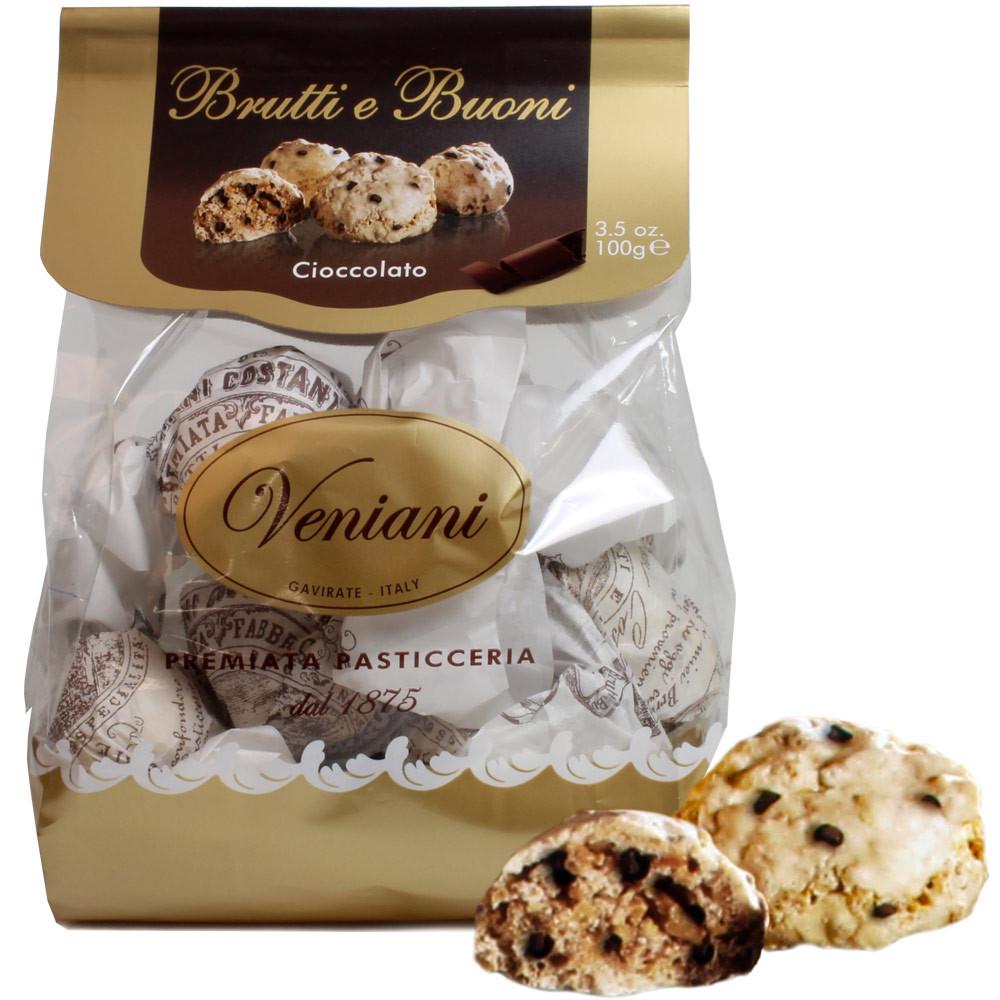 Süßgebäck, Kekse, Nüsse, Vanille, Haselnuss, Mandeln, Sommer, einzeln verpackt, prodotto dolciario al forno, cookies,                                                                                    -  - Chocolats-De-Luxe