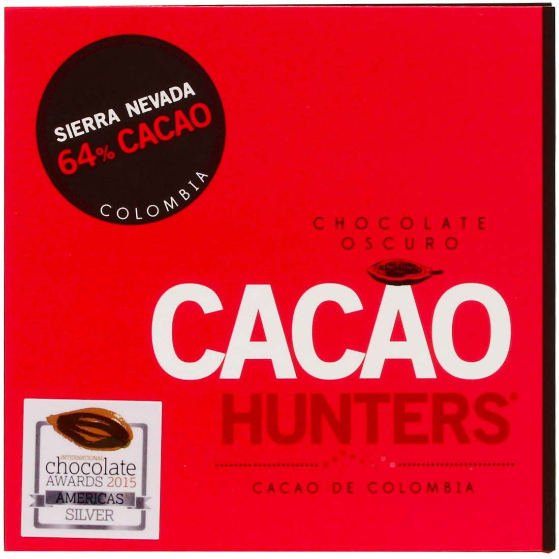 Sierra Nevada 64% cacao pure chocolade - $seoKeywords- Chocolats-De-Luxe