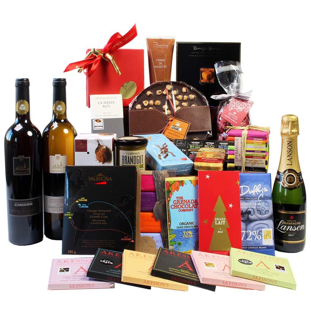 Estuche de regalo St. James Edition -  - Chocolats-De-Luxe