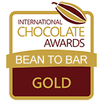 Bean-To-Bar Goud - Intern. Chocolate Awards