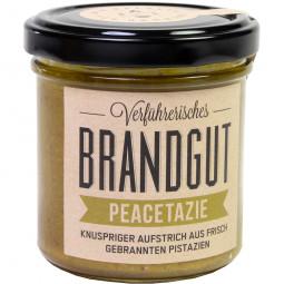 Verführerisches Peacetazie - Pistazien Aufstrich vegan