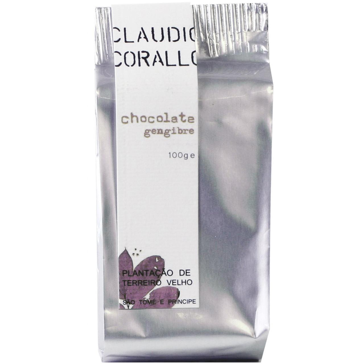 dunkle Schokolade, Schokolade mit Ingwer, Schokolade von Sao Tomé, ginger chocolate, chocolat noir gingembre,