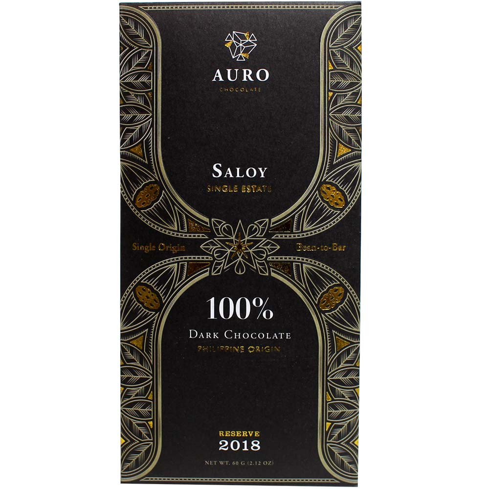 100% chocolat noir Saloy Philippines