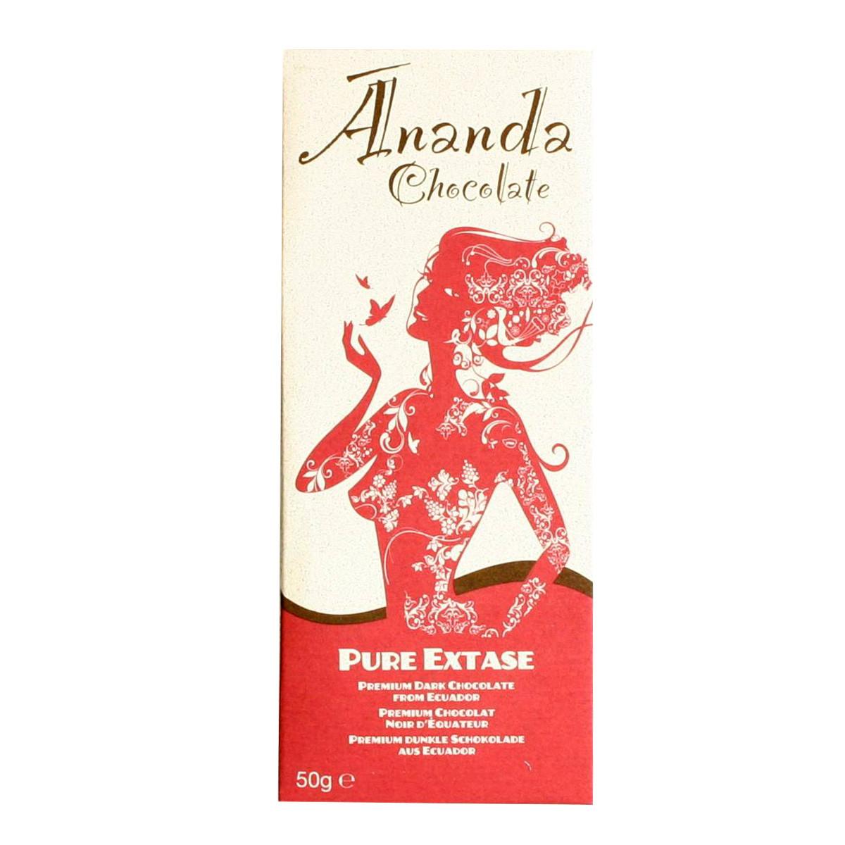 Fairtrade, Ecuador, dark chocolate, chocolat noir, Arriba cacao, Arriba cocoa,                                                                                                                           -  - Chocolats-De-Luxe