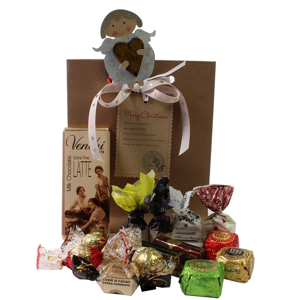 Engel - Weihnachtstüte -  - Chocolats-De-Luxe