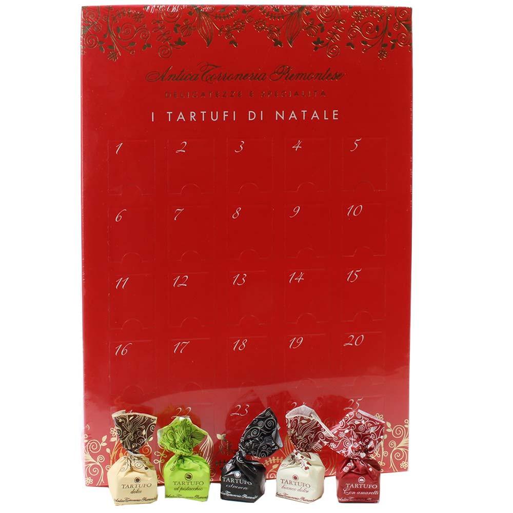 Truffes de Noël Adventskalender