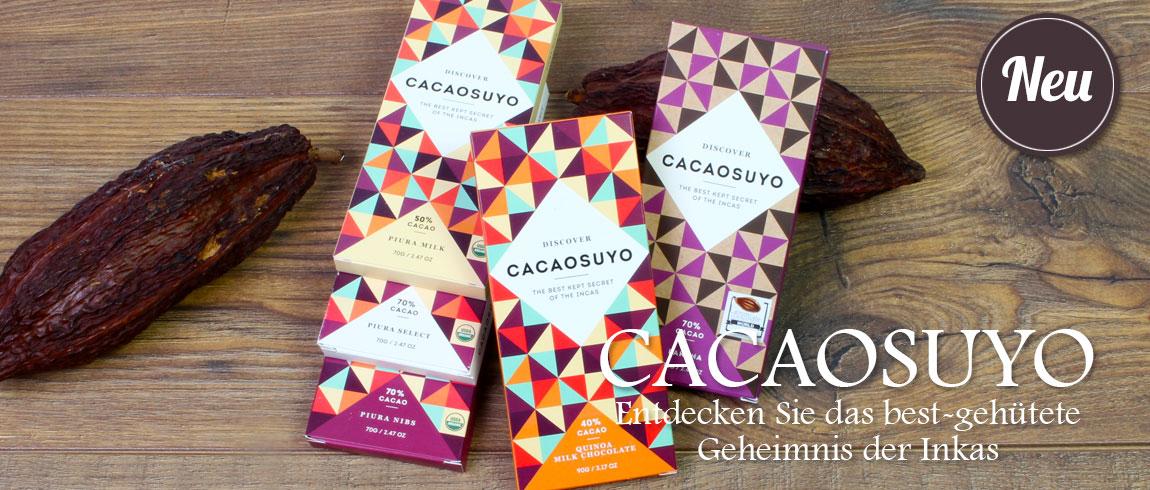 NEU: Cacaosuyo - das bestgehütete Geheimnis der Inkas