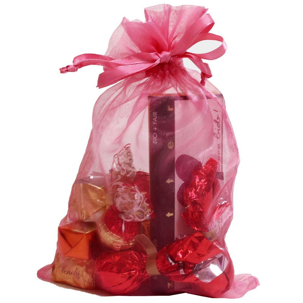 Coffret cadeau je t'aime -  - Chocolats-De-Luxe